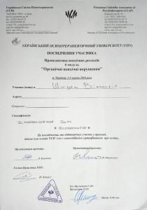 """Семинар """"Органические психические расстройства"""", 2018 г"""