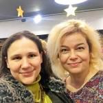 Практика у Юлии Демидовой, 2019г.