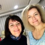 Обучение у Полины Гавердовской, 2018 г.