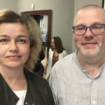 Обучение у Артура Колаковского (Польша) методам КПТ и схематерипии. Мвй 2019г.